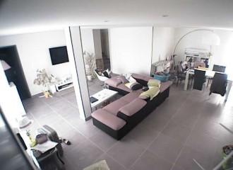 Vue intérieure villa 2